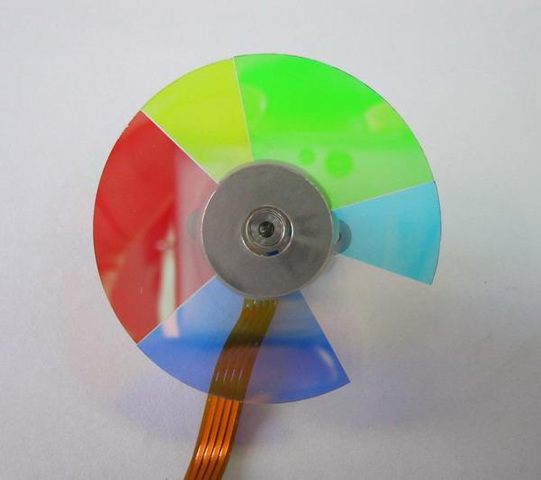 100% brand new  Color Wheel for Optoma HD72I projector projector color wheel free shopping<br><br>Aliexpress