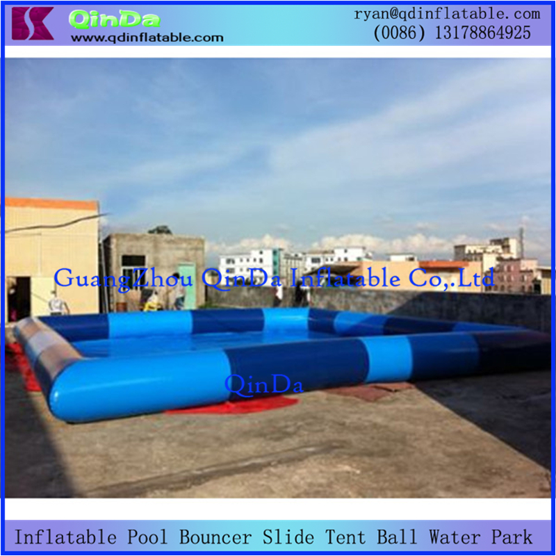 Adult Large Air Tight PVC Above Ground Swimming Pool Inflatable Water Swimming Pool For Sale(China (Mainland))