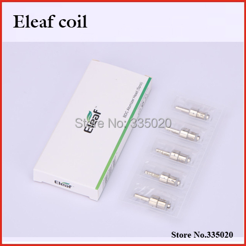 Original Ismoka Eleaf BDC Atomizer Coil Head Replacement Coils Ijust Kit E Cigarette 1 - Green Cigs store