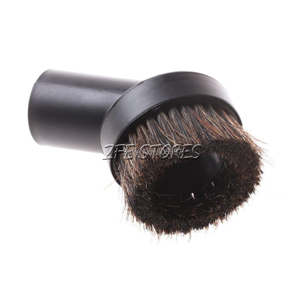 New 1pc Round Vacuum Cleaner Attachment Dust Brush Tool