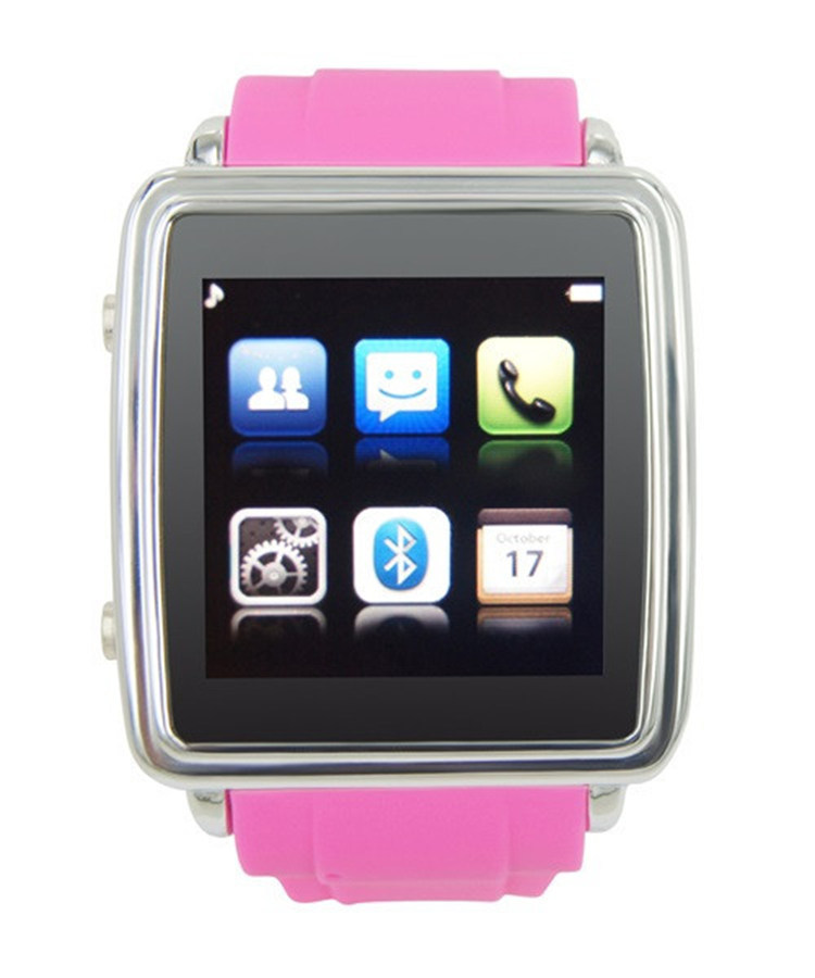 Smart Watch Clock Bluetooth MQ588L with Remote Dialer SMS Message Sync Hands Free and Headset Talk for Android Smartphone<br><br>Aliexpress
