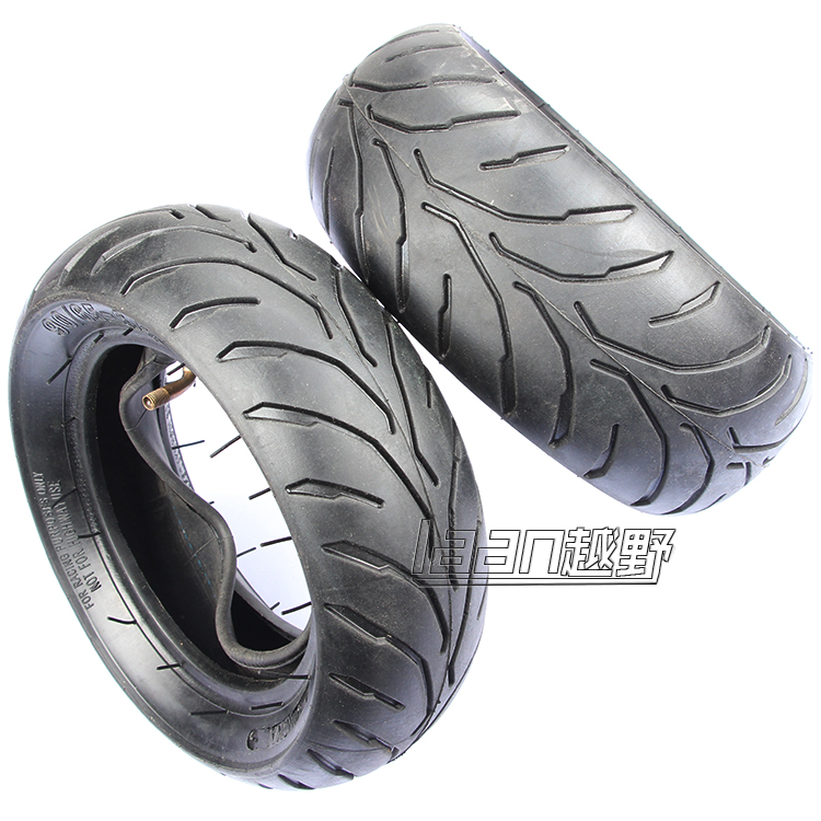 6.5 Inch Rear Pocket Bike Tyre 90/65-6.5 Tire 2 Stroke Gas Electric Scooter Mini Motor Wheel Spare Parts 49cc