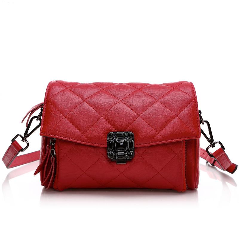 Female Bags Fashion Designer Women Messenger Bags Genuine Leather Women Crossbody Bags Bolsos 2016 Small Women Shoulder Bags