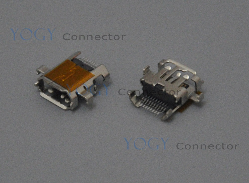 10pcs Original 7.5mm Type-D HDMI Female Connector, fit for laptop.phone,PDA motherboard(China (Mainland))
