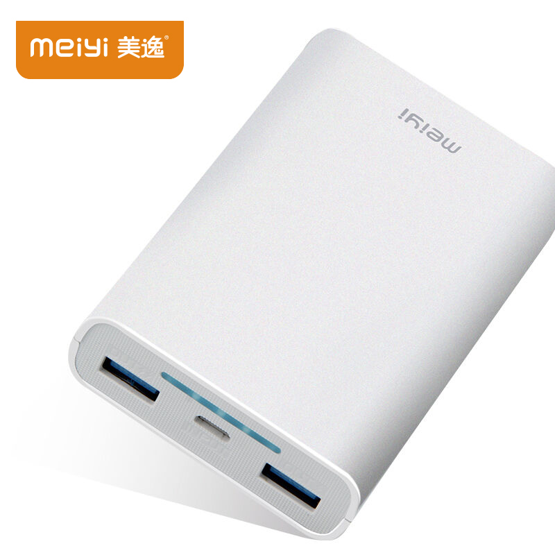 MEIYI GT3 7500mAh Portable Power Bank USB Charger Lithium Battery External Battery Pack For iPhone Samsung All Smartphone(China (Mainland))