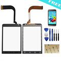 Top quality Replacement Panel For HTC Salsa C510e G15 Touch Screen Digitizer Glass Lens Tools Film