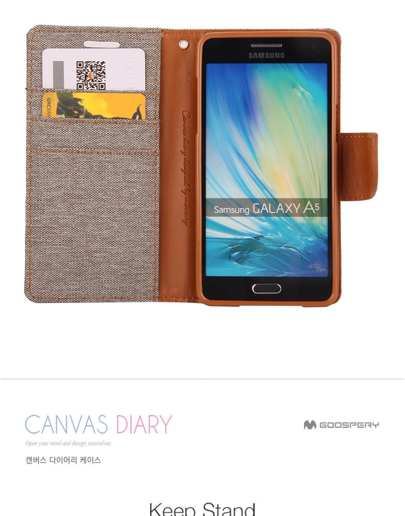 Mercury Goospery Galaxy Note 3 4 5 S6 S7 Edge Canvas Wallet Case Xiaomi 2 Diary Red 01 02 03 04 05 06