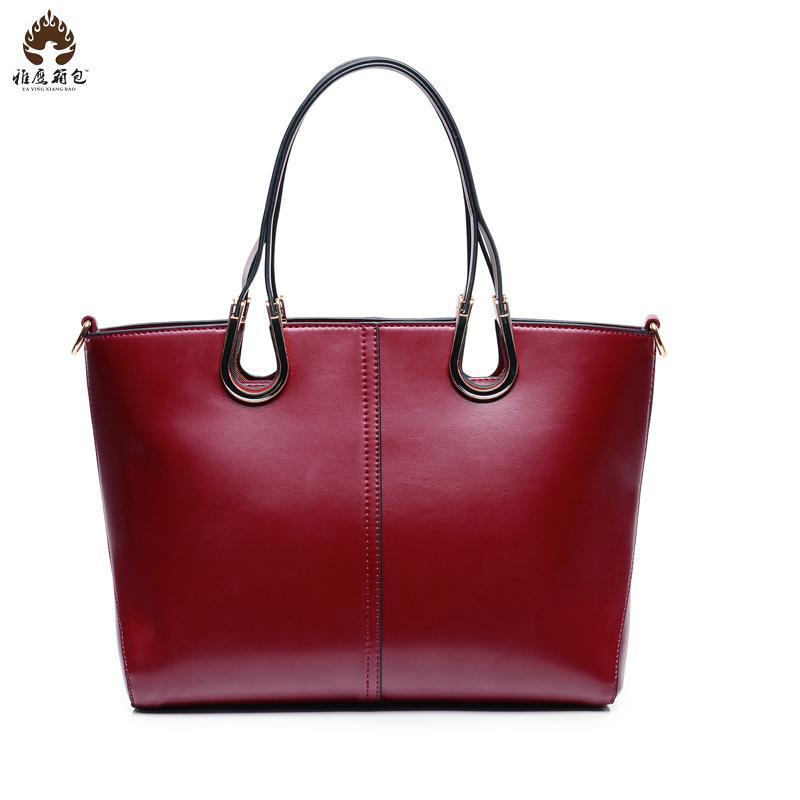 New Handbags Famous Brands For Women Genuine Leather Bag Genuine Leather Luxury Bag Famous Brand Designers Bag Brand Woman Hand