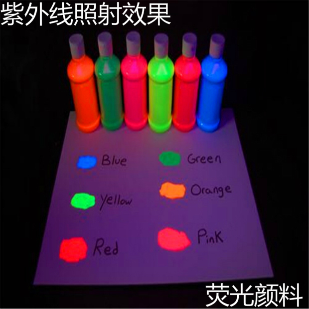 12 colors for choose, 10g per color Fluorescent Powder Pigment for Paint Soap Neon powder Cosmetic Lipstick Nail Art Polish(China (Mainland))