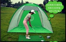 Golf Training Aids Golf practice net Indoor exercises net  Cages & Mats Free shipping