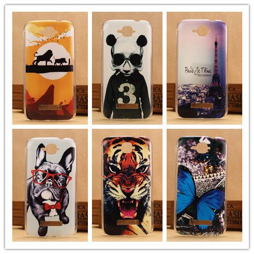 Гаджет  New Fashion Painting Cover Case For Alcatel One Touch Pop C7 Phone Hard Plastic Back Cases PY None Телефоны и Телекоммуникации