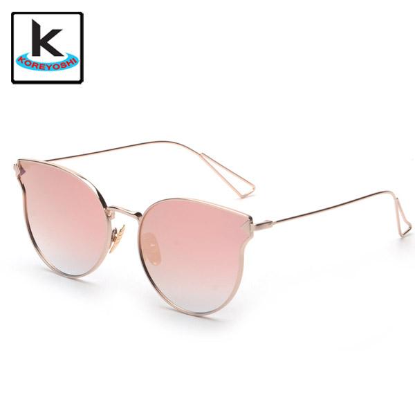 Glasses Frame Coating : KOREYOSHI New Fashion Luxury Cat Eye Sunglasses Women ...