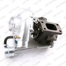 Universal T3 T4 turbocompresseur pour tous les 4 6 cylindre 2.0L - 3.5L moteurs V - bande 4 boulons huile refroidie Wastegate interne 420HP Turbo(China (Mainland))