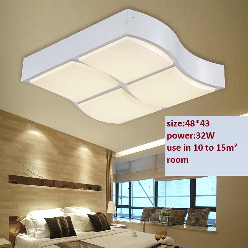 Aliexpress.com : koop 2015 nieuwe led plafond licht 32w modern ...