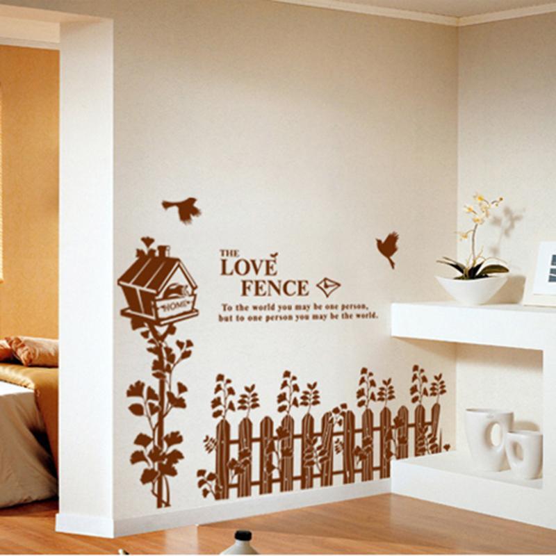 Achetez en gros d coration couloir en ligne des for Stickers muraux couloir