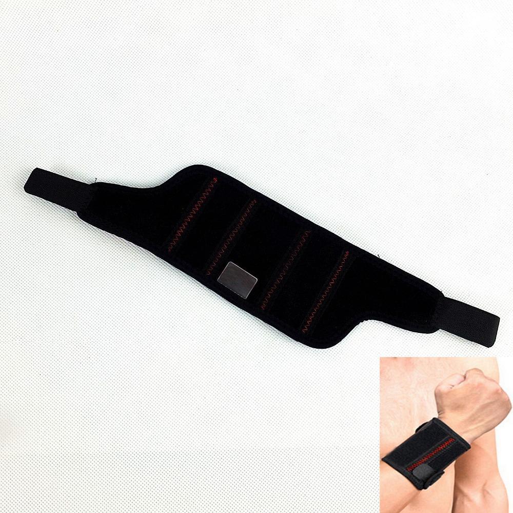 1PCS Wrist Support Nylon Adjustable Sport Wristband Men Basketball Gym Wrist Brace Protector(China (Mainland))
