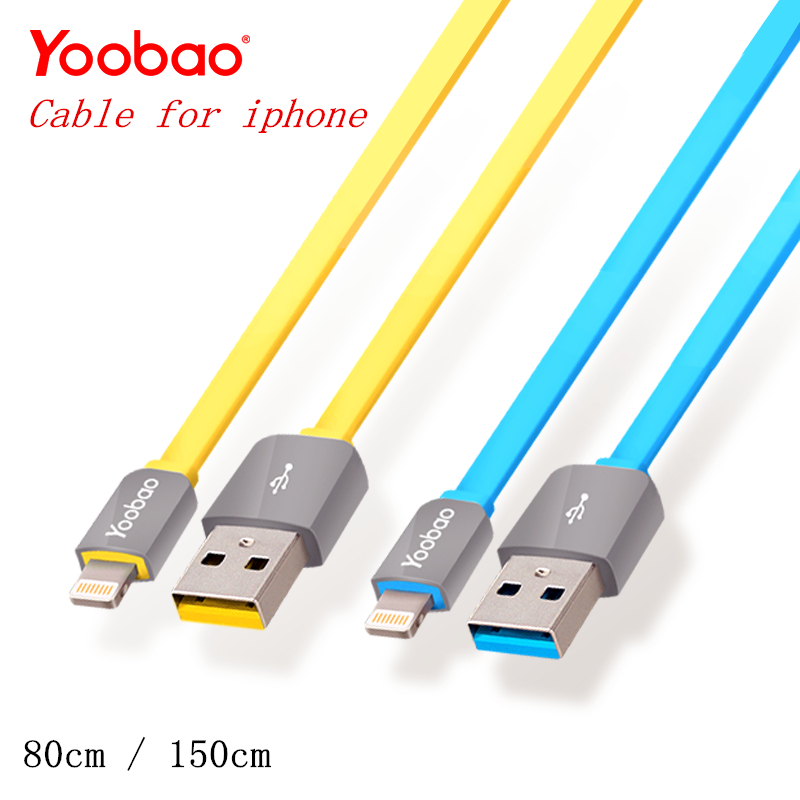 8 Pin Micro USB Cable 80CM/150CM Mobile Phone Charging Cable 2.0 Data sync Charger Cord For iphone 6 6plus iphone 5 5s ipad iPod