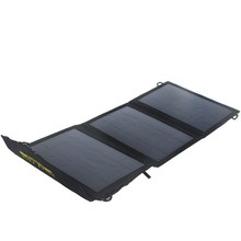 Univesal solar charger Foldable solar charger 10w outdoor portable solar panel charger usb battery charging for Iphone6 S6