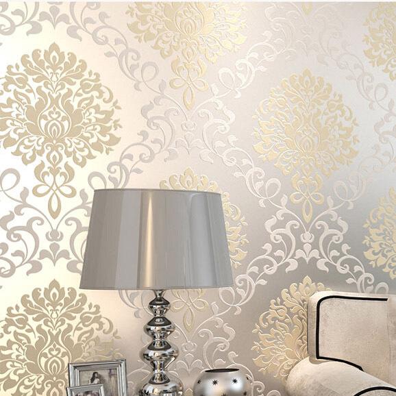 Design Tapeten F?r Schlafzimmer : Online Kaufen Gro?handel Tapeten f?r die W?nde aus China Tapeten