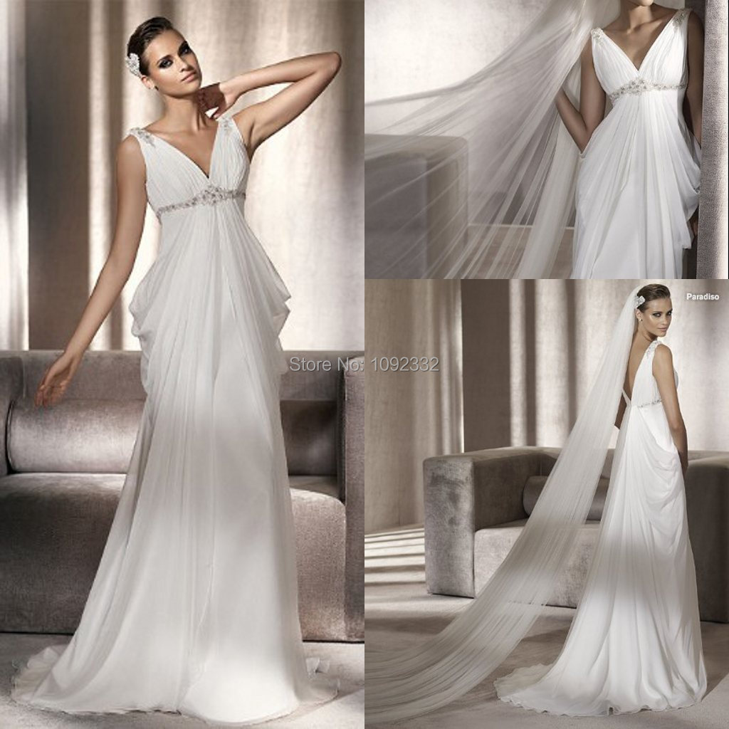 2016 new stock bridal gown wedding party white strap