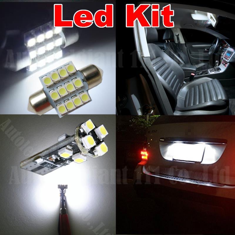 Источник света для авто Eco-Fri Led 6 31 x T10 W5W Honda Acura Isuzu Hyundai Kia Lexus Mazda источник света для авто eco fri led 18pcs canbus bmw e70 x 5 2007 2012