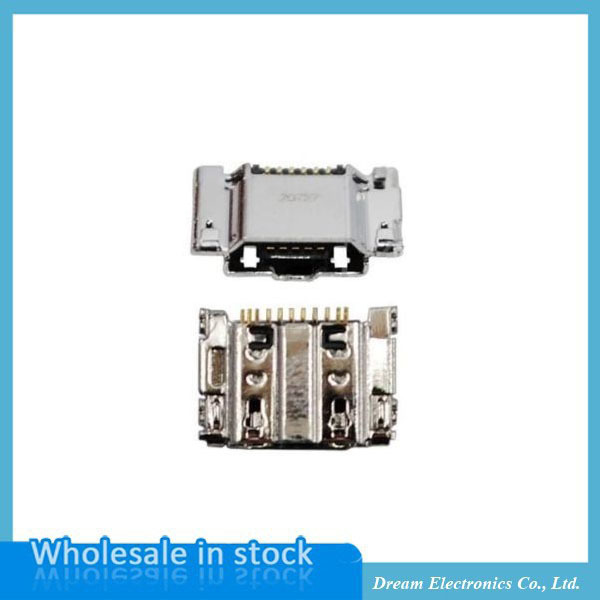 10 pcs/lot New High Quality Charging Port for Samsung Galaxy S III S3 GT-I9300,Micro USB Connector Micro USB Socket(China (Mainland))