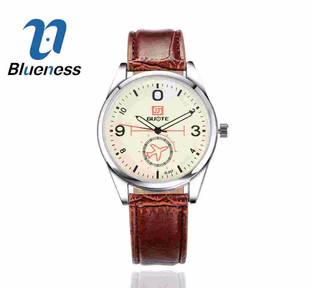 waterproof watches mens vintage leather montre femme orologio for women clock wrist hombre 2016. Black Bedroom Furniture Sets. Home Design Ideas