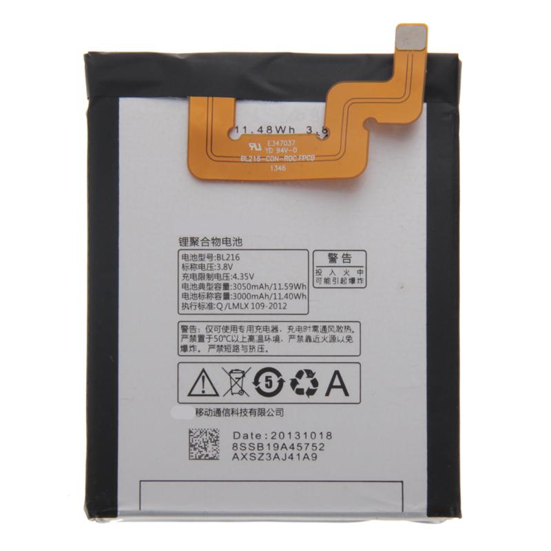 Гаджет  New Arrival iPartsBuy BL216 Rechargeable Li-Polymer Battery for Lenovo Vibe Z K910  None Электротехническое оборудование и материалы