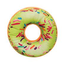 חם מוכרים donut כרית קטיפה כרית מושב כרית סופגנייה מתוקה מזונות כיסוי מקרה צעצועי אנימה corpo travesseiro(China)