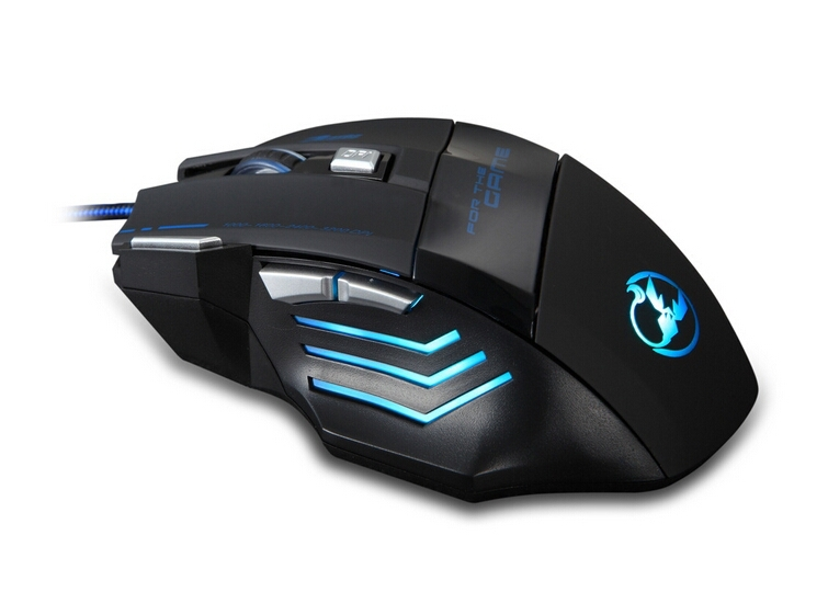 Pc mause 3D USB computer gaming mouse 2015 for Dota2 cs go