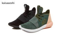 2017 ultras boosts brand of high quality fashion casual women shoes original tubular max kanye west shoes fenty size 35-43(China (Mainland))