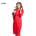Easter Gift Maternity Clothes Formal Dresses Elegant Evening Party Dress For Pregnancy Fashion Gown Office Loose