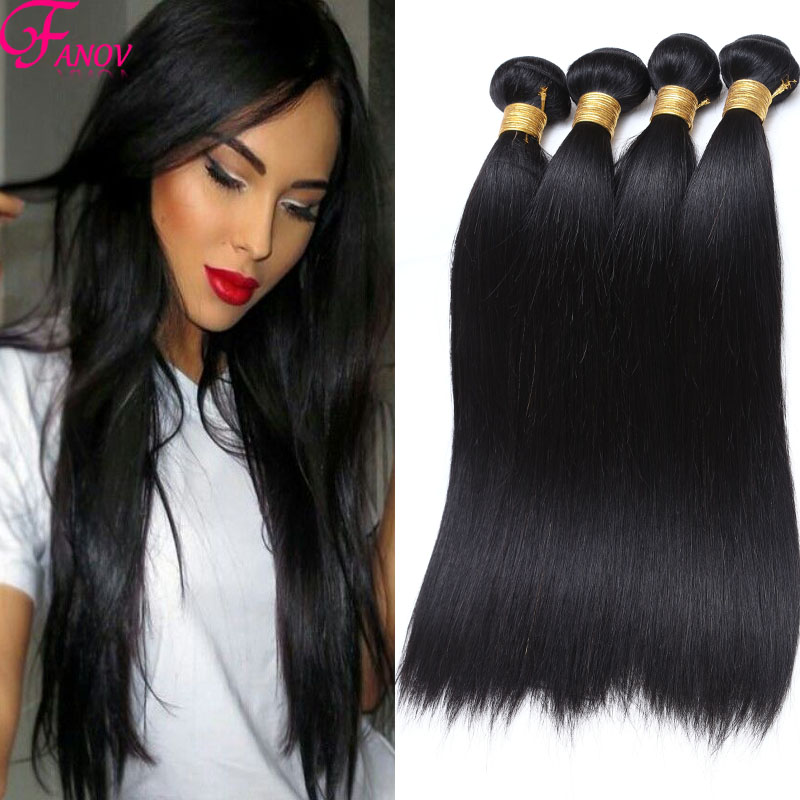 King Hair Products 8A Unprocessed Mongolian Straight Virgin Hair Elfin Hair Company Straight Weave Hot Beauty Hair Extensions<br><br>Aliexpress