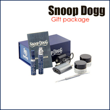 Electronic cigarette Snoop dogg Dry Herb Vaporizer e-cig kit herbal vaporizer for Healthy Herbal Vaporizador hookah(China (Mainland))
