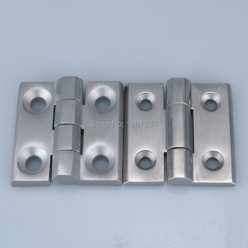 free shipping door hinge electric box Switchgear box control cabinet equipment network cabinet door hinge repair hardware(China (Mainland))