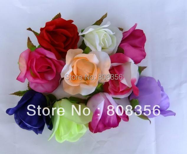 Искусственные цветы для дома Made in China 80pcs 8 /3,15  Diy 8cm/3.15
