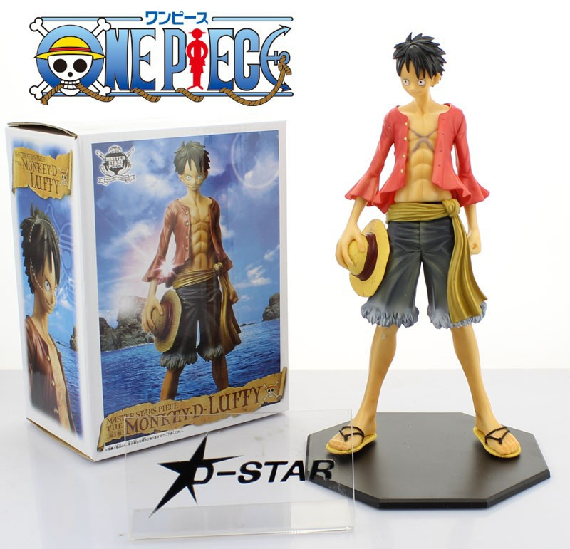 DHL Shipping 12pcs 10 One Piece Monkey D Luffy After 2 Years Later Luffy 25cm Boxed PVC Action Figure Model Collection Toy Gift<br><br>Aliexpress