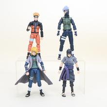Buy Naruto Figure SHF Figuarts Sasuke Naruto Namikaze Minato Hatake Kakashi Collectible Action Figures Toys S.H Figuarts Figurine for $19.33 in AliExpress store