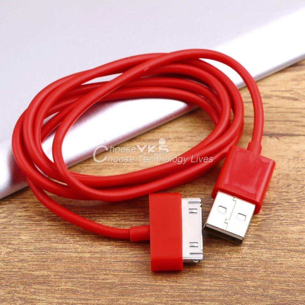 USB Charger Sync Data Cable for iPad 2 3 for iPhone 4 4S 3G 3GS for iPod for Nano for Touch YKS(China (Mainland))