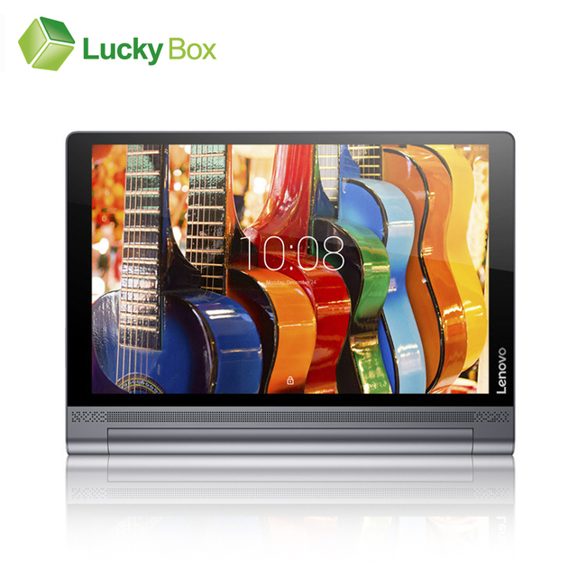 "Tablet 10.1 ""Lenovo Yoga Tab 3 Pro YT3-X90F/YT3-X90L Quad Core 2 ГБ RAM 32 ГБ ROM Intel Atom Z8500 X5 Android 5.1 10200 мАч"