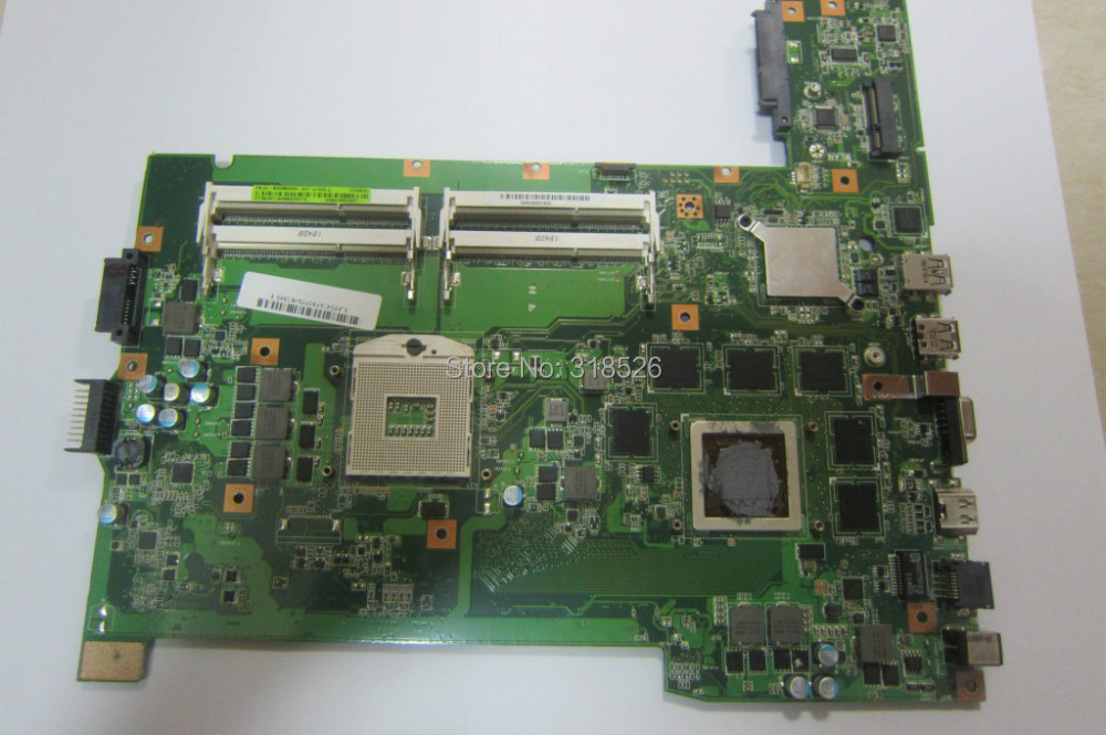 for asus g74sx laptop motherboard intel non-integrated rev 2.0 NVIDIA GeForce GTX 560M 3GB 100% tested outside screen inter(China (Mainland))