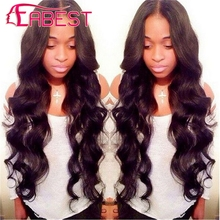 Malaysian Virgin Hair Body Wave 4 Bundle Deals Hair Extension 6A Malaysian Body Wave Human Hair Bundle Malaysian Virgin Hair(China (Mainland))