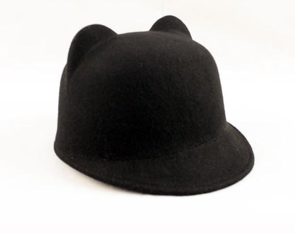 Женская фетровая шляпа Brand new Fedora 41401 женская фетровая шляпа brand new 2015 fedora cloche hat cap 6 bm890