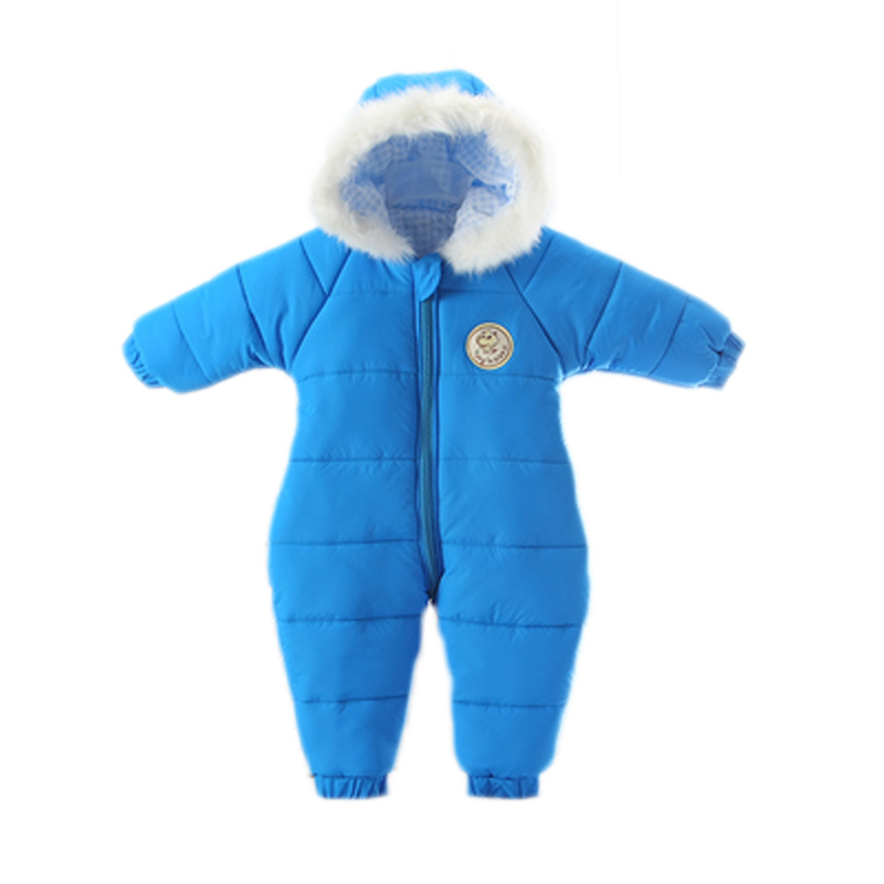 baby winter cotton padded jacket coat overalls coat winter. Black Bedroom Furniture Sets. Home Design Ideas
