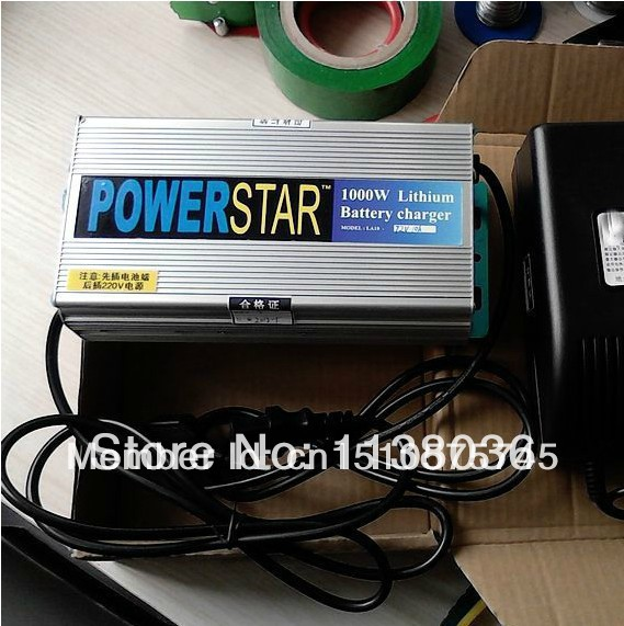 lifepo4 battery charger 16s 48v 58.4v 10A fast chargers free shipping(China (Mainland))