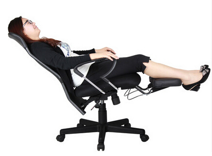 Computer chair home office chair ergonomic reclining chair recliner network 9009A swivel chairs Leisure(China (Mainland))