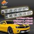 Daytime Running light led car styling RDL Waterproof LED Car 12V fog parking lamp SUV ATV