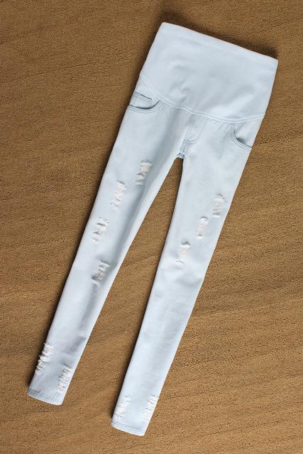 Джинсы беременным для беременных материнство брюки женщина беременная джинсы мода ...