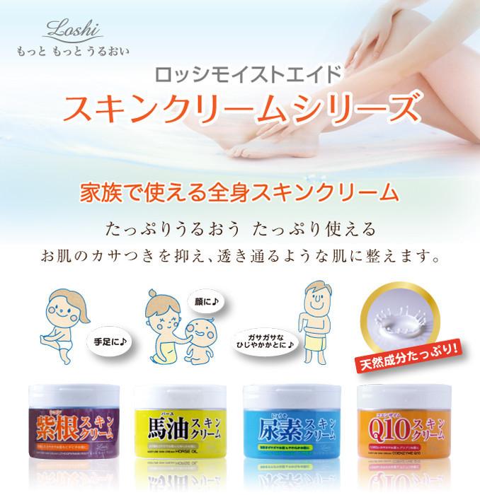 Japan Hokkaido Loshi Cream