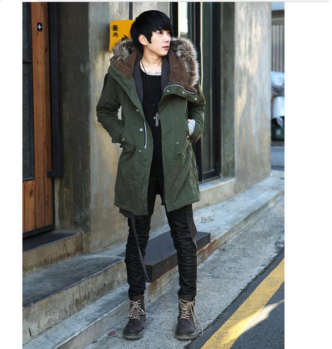 Long Parka Coats For Men - Coat Nj
